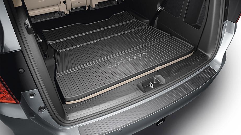 2018 2019 Honda Odyssey Folding Cargo Tray 08u45 Thr 100b