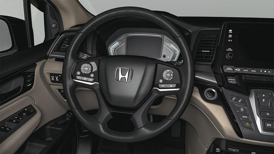 2018-2019 Honda Odyssey Heated Steering Wheel - 08U97-THR-110A