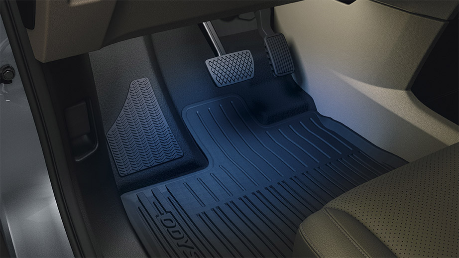 2018 2020 Honda Odyssey Ambient Lighting Kit 08e10 Thr 100