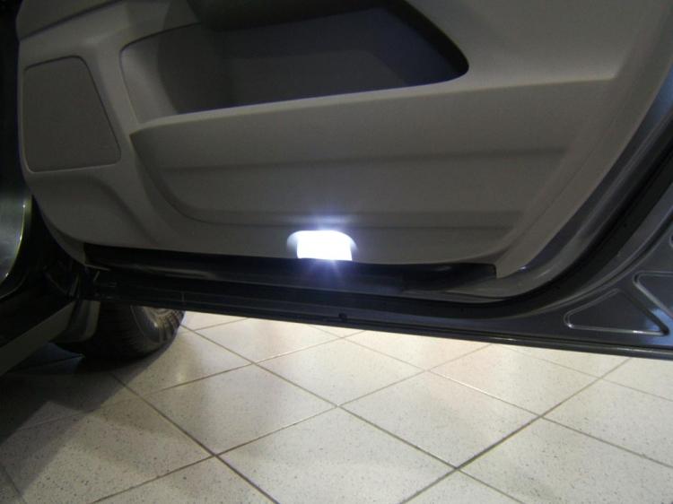 Honda Odyssey Interior Lights