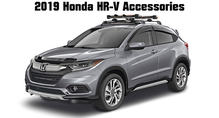 2019 Honda HR V Accessories